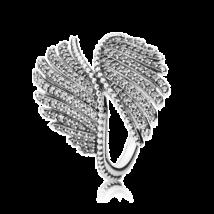 Pandora főnixtoll gyűrű - 190960CZ