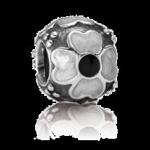 Pandora fehér százszorszép charm - 790433EW