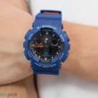 Casio férfi óra - GA-100L-2AER - G-Shock Basic