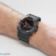 Casio férfi óra - GA-110TS-1A4ER - G-Shock Basic
