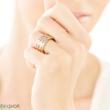 Elixa gyűrű - EL126-1760-53