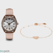Fossil női óra + karkötő - ES4607SET - Scarlette
