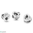 Pandora összefonódó szív charm - 798081