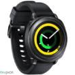 Samsung fekete Gear Sport okosóra - SM-R600NZKA