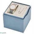Skagen női óra + nyaklánc - SKW1106 - Signatur
