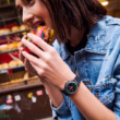 Swatch női óra - GM189 - Fluo Loopy