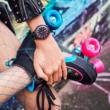Swatch férfi óra - SUOB146 - Around The Strap