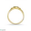 Thomas Sabo arany gyűrű - TR2221-960-7-54