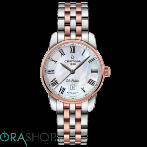 Certina női óra - C001.007.22.113.00 - DS Podium Lady Automatic