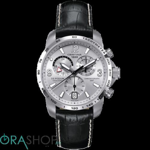 Certina férfi óra - C001.639.16.037.00 - DS Podium Chronograph GMT