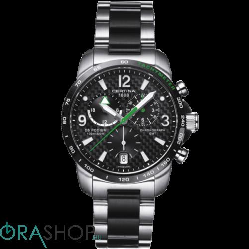 Certina férfi óra - C001.639.22.207.02 - DS Podium Chronograph GMT