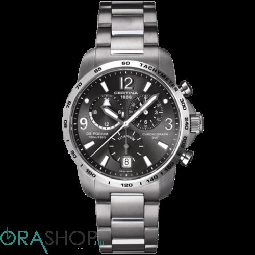 Certina férfi óra - C001.639.44.087.00 - DS Podium Chronograph GMT
