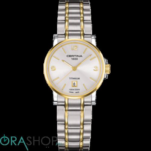 Certina női óra - C017.210.55.037.00 - DS Caimano Lady