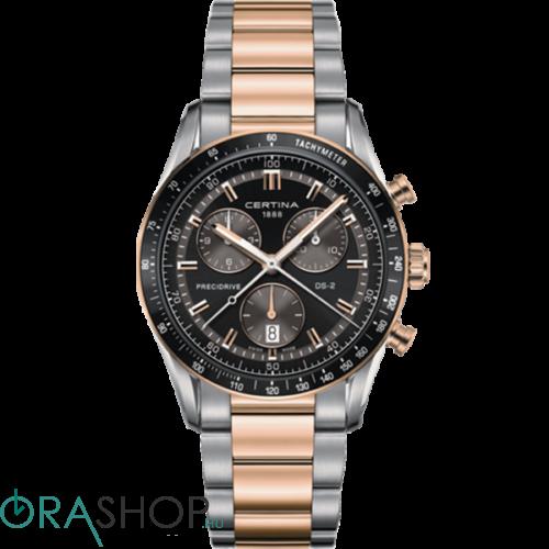 Certina férfi óra - C024.447.22.051.00 - DS-2 Chronograph 1/100 sec
