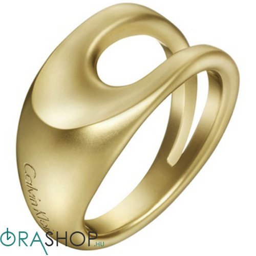 Calvin Klein gyűrű - KJ3YJR1101 - Shade
