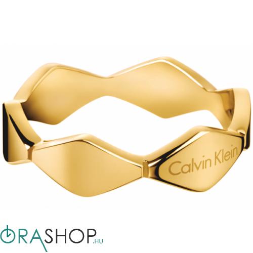 Calvin Klein gyűrű - KJ5DJR1001 - Snake