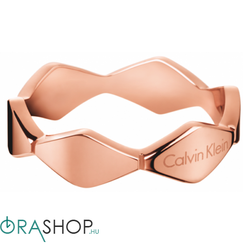 Calvin Klein gyűrű - KJ5DPR1001 - Snake