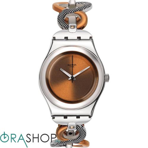 Swatch női óra - YLS183G - Schlangi