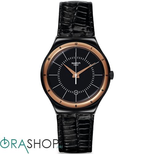Swatch női óra - YWB403 - Black Nachtigall