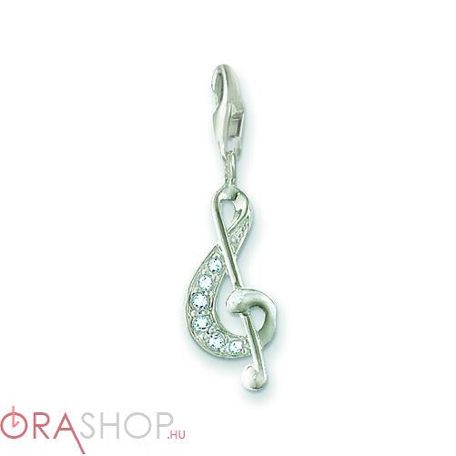 Thomas Sabo violinkulcs charm - 0386-051-14
