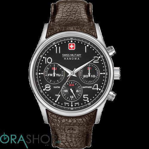 Swiss Military Hanowa férfi óra - 06-4278.04.007 - Navalus Multifunction Gent