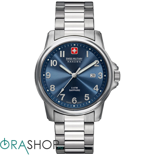 Swiss Military Hanowa férfi óra - 06-5231.04.003 - Swiss Soldier Prime