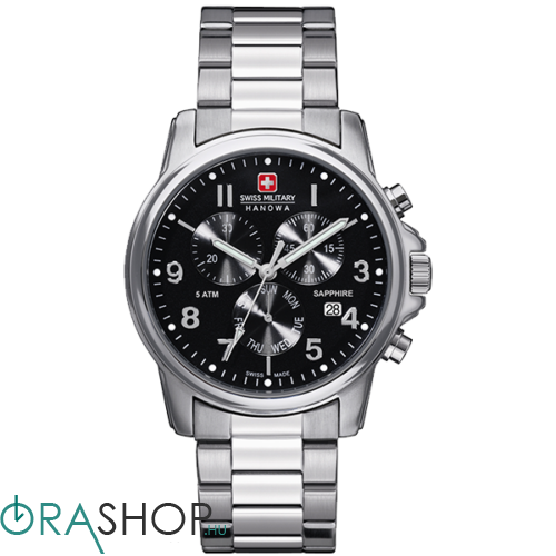 Swiss Military Hanowa férfi óra - 06-5233.04.007 - Swiss Soldier Chrono Prime