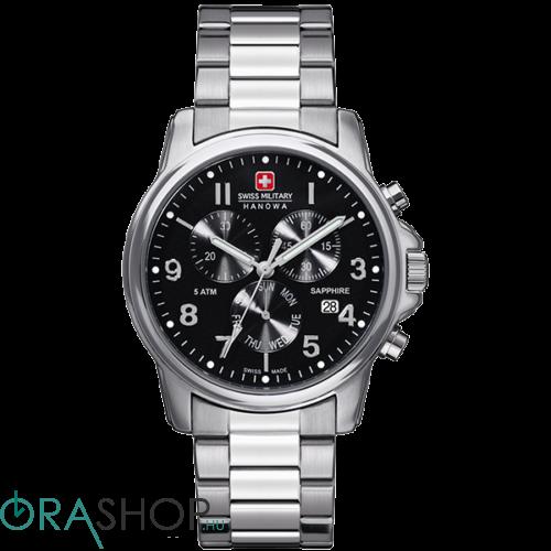 Swiss Military Hanowa férfi óra - 06-5233.04.007 - Swiss Soldier Chrono Prime