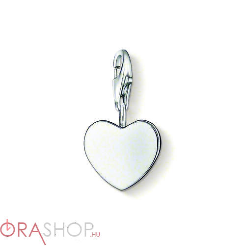 Thomas Sabo szív charm - 0766-001-12