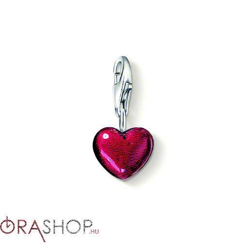 Thomas Sabo szív charm - 0794-007-10