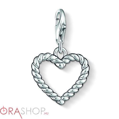 Thomas Sabo szív charm - 0861-001-12