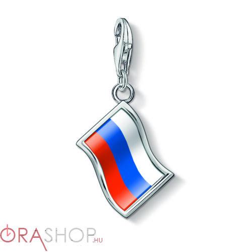 Thomas Sabo zászló charm - 1281-603-7