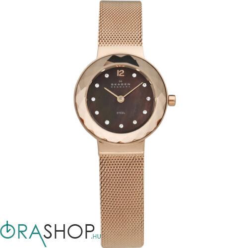 Skagen női óra - 456SRR1 - Leonora