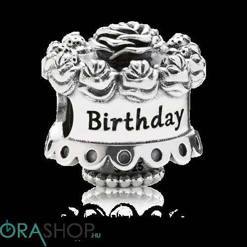 Pandora boldog szülinapot charm - 791289