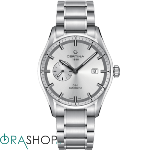 Certina férfi óra - C006.428.11.031.00 - DS-1 Small Second Automatic