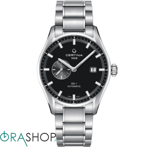 Certina férfi óra - C006.428.11.051.00 - DS-1 Small Second Automatic