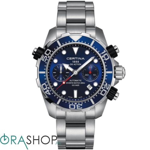 Certina férfi óra - C013.427.11.041.00 - DS Action Diver Chronograph Automatic