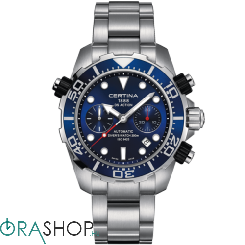 Certina férfi óra - C013.427.11.041.00 - DS Action Diver Chronograph Automatic
