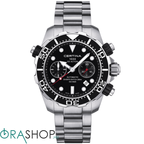 Certina férfi óra - C013.427.11.051.00 - DS Action Diver Chronograph Automatic