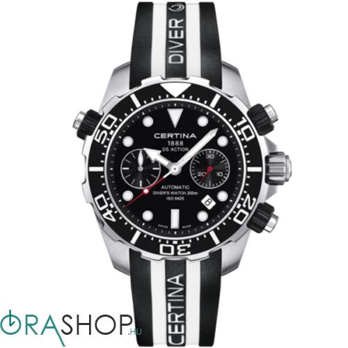 Certina férfi óra - C013.427.17.051.00 - DS Action Diver Chronograph Automatic
