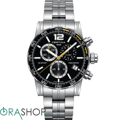 Certina férfi óra - C027.417.11.057.03 - DS Sport Chronograph