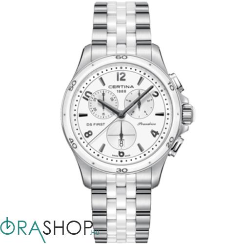 Certina női óra - C030.217.11.017.00 - DS First Lady Chronograph