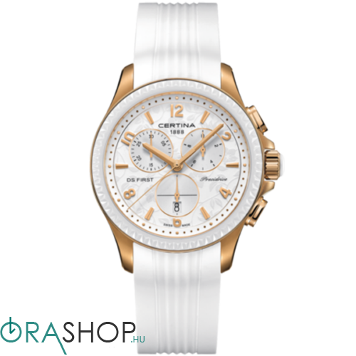 Certina női óra - C030.217.37.037.00 - DS First Lady Chronograph