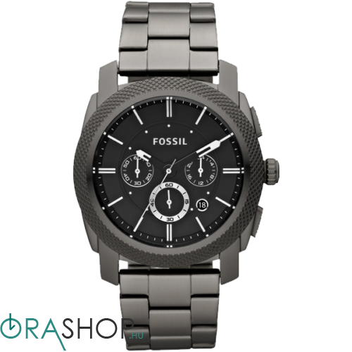 Fossil férfi óra - FS4662 - Machine Chronograph