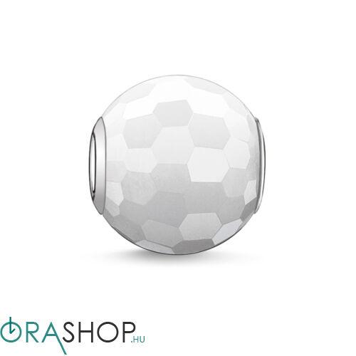 Thomas Sabo fehér jáde gyöngy - K0007-588-14