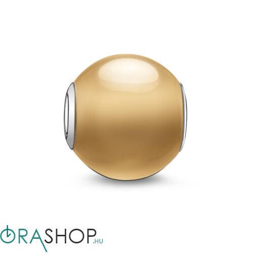 Thomas Sabo természetes achát gyöngy - K0044-130-16