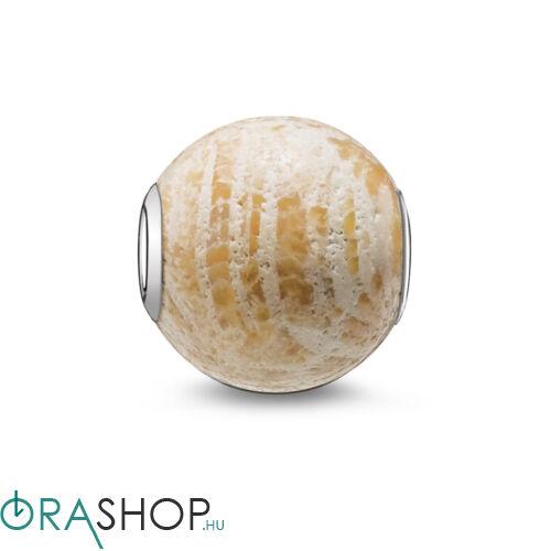 Thomas Sabo jáspis gyöngy - K0046-014-16