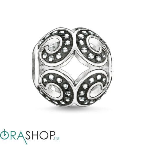 Thomas Sabo hullám gyöngy - K0061-001-12