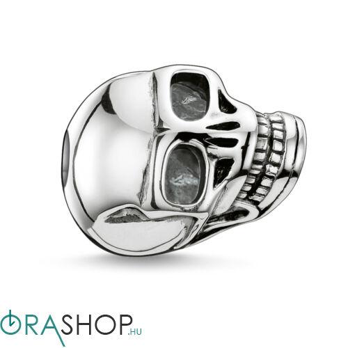 Thomas Sabo koponya gyöngy - K0063-001-12