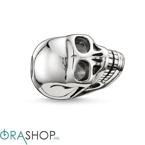 Thomas Sabo koponya gyöngy - K0064-001-12